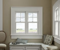 Next Generation Double Hung Window Seat