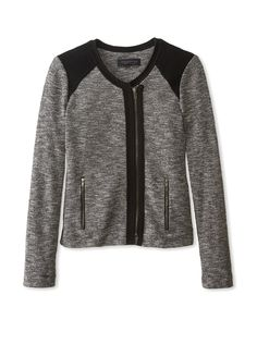 Reese + Riley Women's Addison Colorblock Zip Jacket at MYHABIT