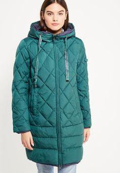 Утепленная куртка Clasna выполнена из плотного стеганного текстиля; искусственный утеплитель. Дет...