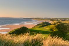 Ballybunion, golf club, Ireland