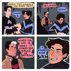 Bat-fam More Like Bat Damn — almost-puzzlesme:  ink-shaming:  based on this  ...