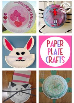10 {Cool} Paper Plate Crafts