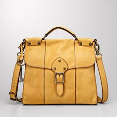 WANT. FOSSIL® Handbag Collections Vintage Revival:Women Vintage Revival Flap ZB5409