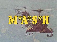 I love watching interesting shows like M*A*S*H. While funny, it can be dramatic and serious about the Korean War.