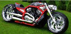 Harley Davidson VRSC Turbo