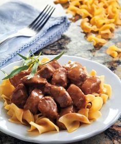 Little Meats and Gravy- perfect for picky kids and it's already bite size! (Before we accidentally shared the pic for Salisbury Steak, oops!)