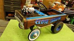 Pedal Car for Vegas Rat Rods