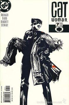 CATWOMAN #7, DC COMICS, 2.002, USA.