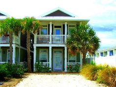 Thomas Drive Area House Rental: Great Spring Specials! Luxury Home, Beach Side Of Thomas Dr, Pool, Sleeps 10 | HomeAway