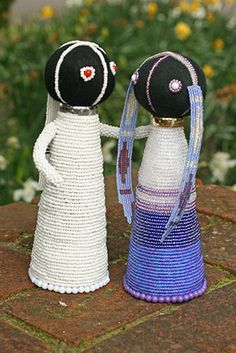 South African bride doll would do this for the cake Wedding Doll, Wedding Bride, African Wedding Cakes, Boho Inspiration, Bride Dolls, Ethnic Style, Ethnic Fashion, Getting Married, South Africa