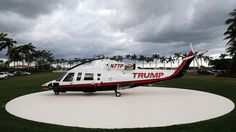 Appearance of Trump helicopter at Mar-a-Lago raises questions