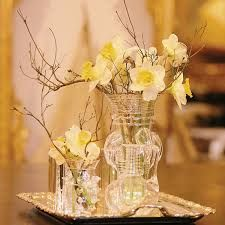 daffodil pot centrepiece - Google Search