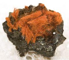 Ludlockite-Siderite-Germanite