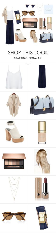 """Untitled #28"" by theresagrace ❤ liked on Polyvore featuring Alice + Olivia, Ted Baker, Miu Miu, Rebecca Minkoff, Dolce&Gabbana, Boohoo, Charlotte Russe, Marc Jacobs, Ray-Ban and Tory Burch"