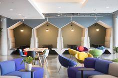 A Tour of SurveyMonkey's Brand New San Mateo Headquarters - Officelovin'