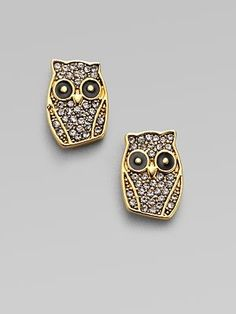 These are my favorite earrings!   Marc Jacobs