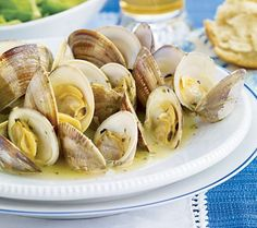 Classic Steamed Clams