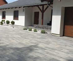 Piano, Garage Doors, Houses, Building, Garden, Outdoor Decor, Home Decor, Exterior Homes, Garden Paths