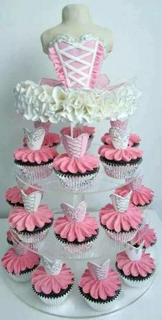 i love tutus and i love cakes..! well, actually not such a great combination... ;D