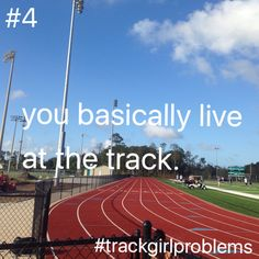 #trackgirlproblems