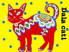 Dala cat  - by Pumpkin from Sketch Club