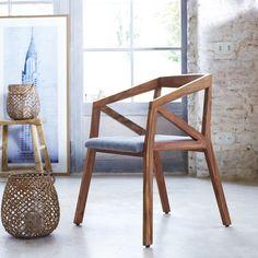 14 idées déco de chaises en bois esprit scandinave