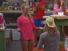 Big Brother - Hayden Proposes to Nicole - Live Feed Highlight