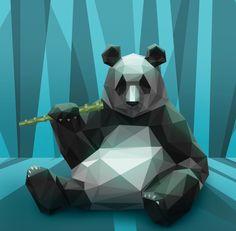 Яна Близнюк : Poly panda