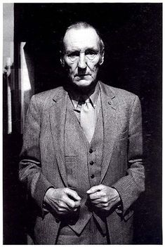 Alice Springs, William Burroughs, Los Angeles, 1984 from Alice Springs: Portraits