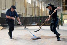 clean sweep hew