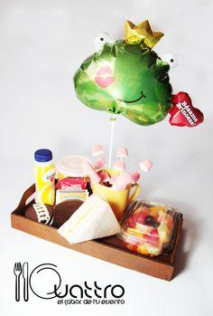 """Para la princesa que robó tu corazón. DESAYUNO """"BÉSAME PRINCESA"""" #desayuno #detalles #regalos #amor"""