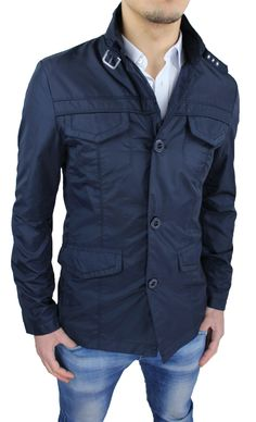 100% di alta qualità a piedi a moda firmata 81 fantastiche immagini su giacche uomo | Giacca, Field ...