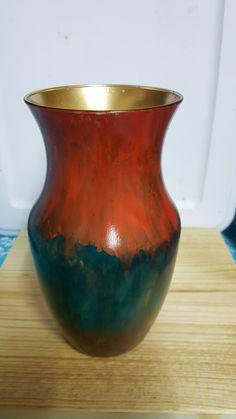 Vase made with Unicorn Spit
