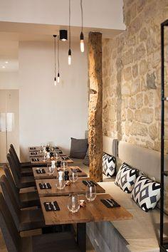 News Parisiennes - Juillet 2016: G.IV, le repère des gourmands / Parisian News - July 2016: G.IV, the landmark for gourmets @plumevoyage © DR www.g-iv.fr #newsparisiennes #parisiannews #plumevoyage #paris #giv #sentier #caveavins #restaurant #epicerie #wineshop #drugstore #hybrideplace #lieuhybride