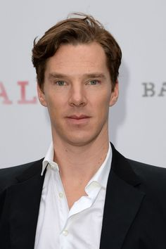 Perfection, I Love this New Photo of Benedict! | 'BALLY Celebrates 60 Years of Conquering Everest' at Bedford Square Gardens on January 7, 2013 in London, England. | @deareje.tumble.com