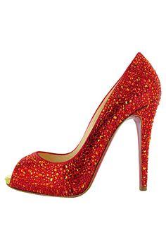Christian Louboutin AMAZING #red #wedding #shoes