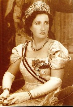 Princess María Mercedes of Bourbon-Two Sicilies, the Countess of Barcelona, Infanta of Spain