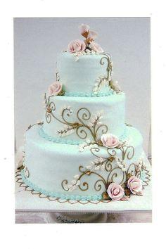 Rose cake by ~The-EvIl-Plankton on deviantART