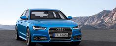 Noul Audi A6 facelift in Romania
