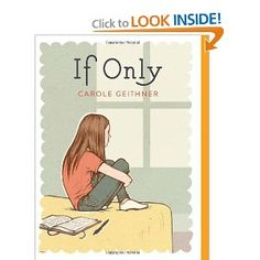 This is a great book for kids 10-years-old and up to read about one girl's journey through loss and grief. The main character Corinna, is crushed after her mother dies of cancer. How does she get through the funeral, trays of ziti, a father who can't communicate, the first day of school, Mother's Day, people who don't know what to say, and the entire eighth-grade year?