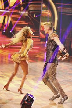 witney carson and cody simpson disney week 5