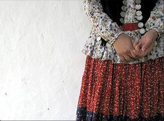 Traditional Gilaki costume
