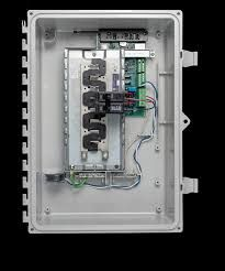 ENPHASE, AC COMBINER-3 WITH IQ ENVOY, SINGLE PHASE, X-IQ-AM1-240-3 - Global Solar Supply Solar Equipment, Mounting Brackets, Solar Power, Puerto Rico, Circuit, Grid, Solar Energy