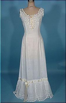 1900's Petticoat
