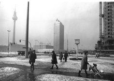 Alexanderplatz, Berlin 1960's