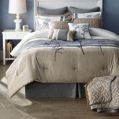 wholeHome®/MD 'Freda' 12-Piece Comforter Set - 1