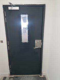 - Access Control Steel Doors & Communal Doors For Entrances Steel Security Doors, Access Control, Steel Doors, Entrance, Locker Storage, London, Home Decor, Entryway, Decoration Home