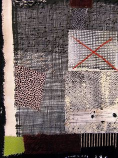 Dorothy Caldwell quilt