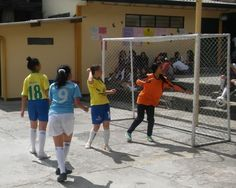 Este fue uno de los goles de La Milagrosa en momentos en que se pensaba en una goleada. Sin embargo, el partido terminó 5-5.