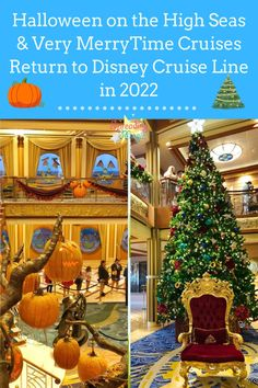 You can celebrate Halloween or the holiday season on a fall 2022 Disney Cruise Line vacation! Disney has confirmed that their magically themed cruise vacations will return once again next year with the Halloween on the High Seas sailings on most sailings from late September through late October and Very MerryTime Cruises on most sailings departing November through late December. Disney World Facts, Disney Parks Blog, Disney World Resorts, Disney Cruise Tips, Cruise Vacation, Vacations, Western Caribbean, Royal Caribbean Cruise, Disney Dream